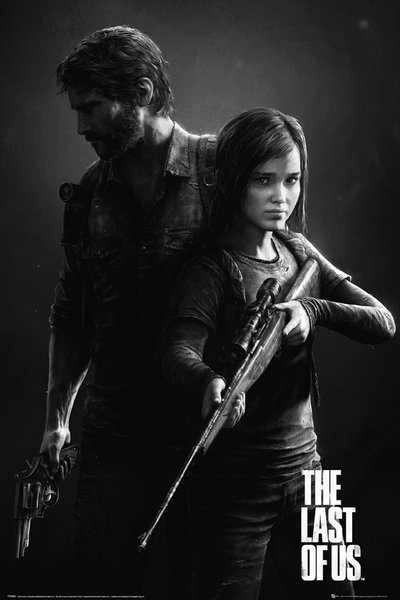 The Last Of Us See It Framed Movie Posters Usa